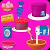 Jeux de cuisine délicieux gâteau Jeux de filles APK