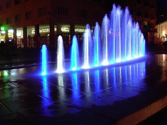 Oristano, Piazza Roma di giampisoft