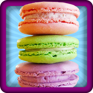 Macaron Cookies Maker Cooking for PC and MAC
