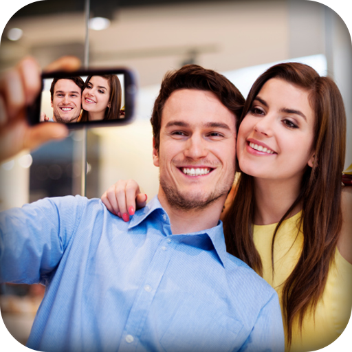 Selfie Camera Photo Frame