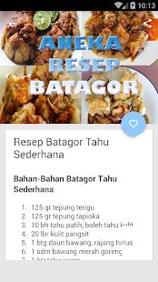 Resep Batagor Sederhana - náhled