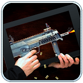 Machine Guns Weapon Simulator