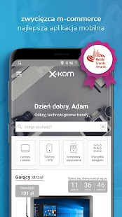 x-kom – inteligentny wybór Screenshot
