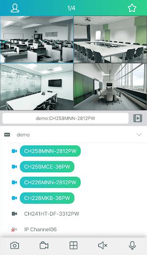 RXCamView 2.1.3(build002) screenshots 2