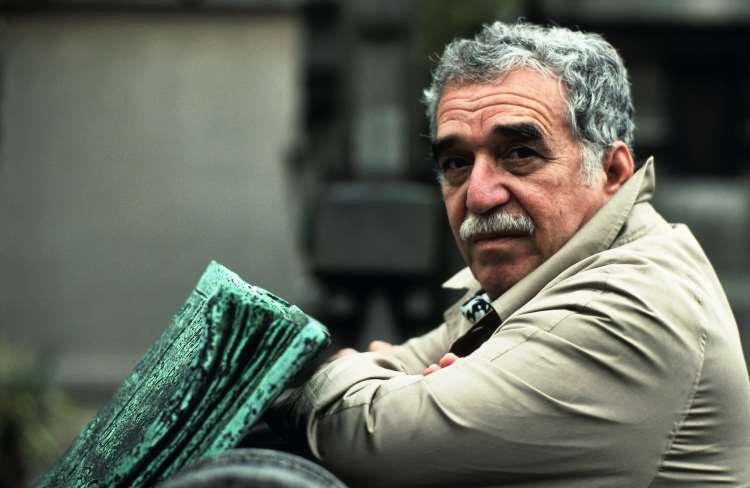 Gabriel Garcia Marquez Γκαμπριελ Γκαρσία Μάρκες