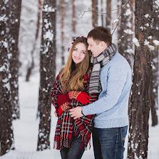Bryllupsfotograf Natalya Prostakova (prostakova). Foto fra 16.02.2015
