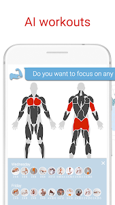 BodBot Personal Trainer:Workout&FitnessCoach 4.89