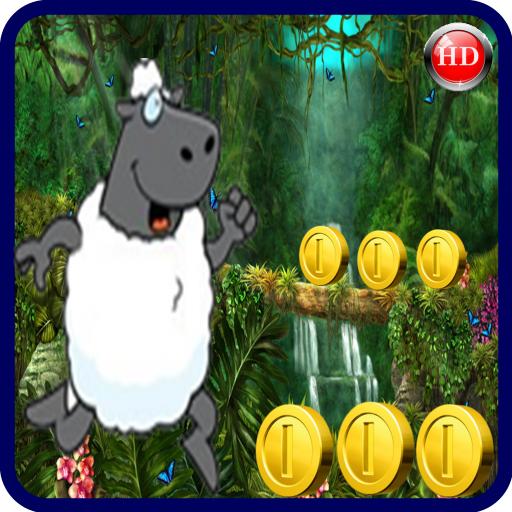 Adventure Jungle Sheep Run