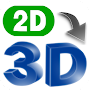 2D to 3D Image Converter APK icon
