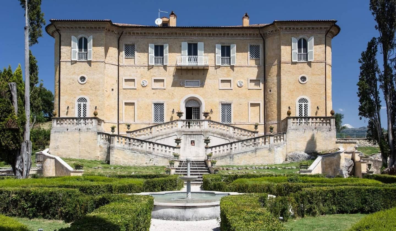 Villa avec jardin Rieti