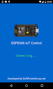 ESP8266  IoT Control Devices- screenshot thumbnail
