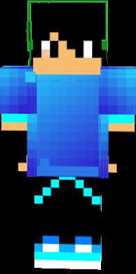 esta es mi primer skin editada