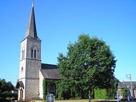 photo de église Saint Hilaire