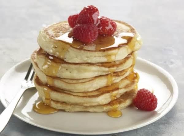 The Perfect Pancake Recipe