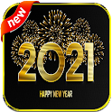Happy New Year 2021 Images icon