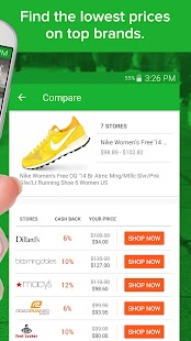 Ebates: Coupons & Cash Rewards Screenshot 3