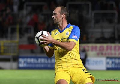 D1B : le Beerschot Wilrijk continue de s'accrocher au FC Malines après son match à Tubize