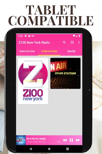 Z100 New York Radio FM 100 3 App Live and NYC App Report on