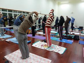 Photo: 20110323健康活力瑜珈001