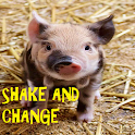 Pigs SHAKE And Change LWP icon