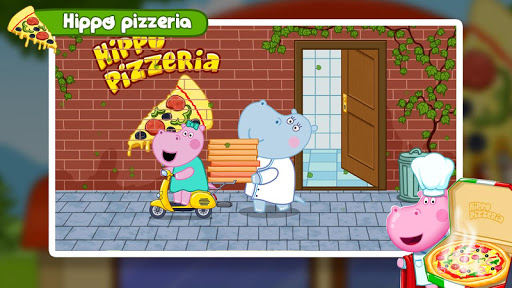 Pizza maker. Cooking for kids apkmr screenshots 3