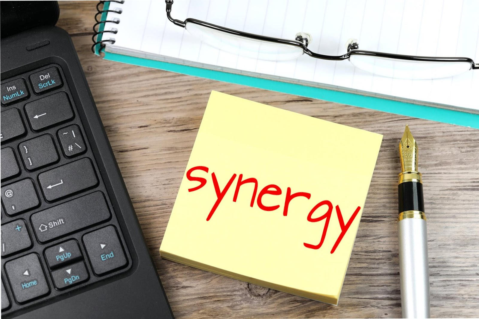 synergy allows for greater human connection