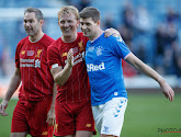 Dirk Kuyt wordt genoemd als assistent van Steven Gerrard bij Liverpool FC