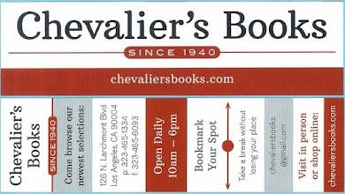 Photo: Chevalier's Books (2)