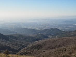 Photo: vue sur l'Espagne