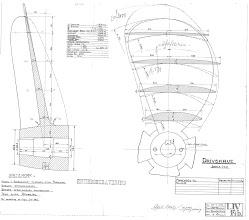 Photo: 14b, Drivskrue Fremad II, skala 1:2,5, 20 maart 1922