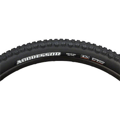 "Maxxis Aggressor 29x2.30"" Tire Dual Compound, EXO/Tubeless Ready"