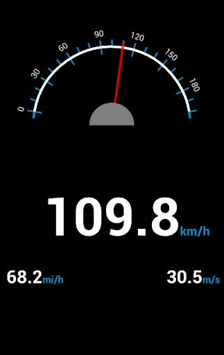 GPS Speedometer -Speed Tracker 1.3 screenshots 1