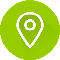 My location GPS Maps icon