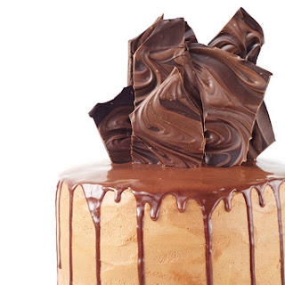 Chocolate Fudge Layer Cake Recipe
