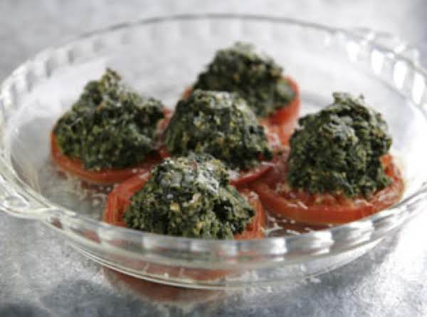 Baker Hotel's Spinach Rockefeller Recipe