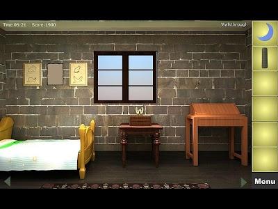 Gloomy House Escape screenshot 5