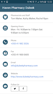 Haven Pharmacy Duleek- screenshot thumbnail