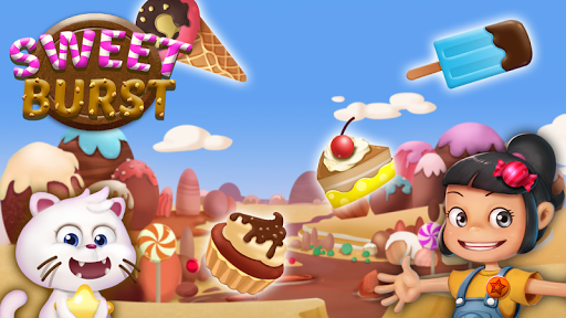 Candy Sweet Story: Candy Match 3 Puzzle 72 screenshots 23