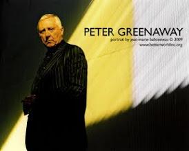 Photo: PETER GREENAWAY portrait, 2009. © photo by jean-marie babonneau all rights reserved www.betterworldinc.org