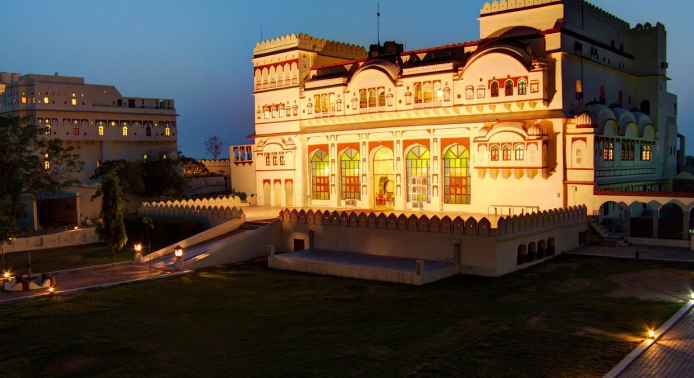 Surajgarh Fort - An Amritara Private Hideaway