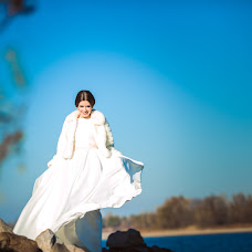 Wedding photographer Vitaliy Breus (breys). Photo of 19.02.2017