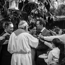Wedding photographer Sebastian Sanint (ssanint). Photo of 27.09.2017