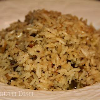 Cajun Rice Pilaf