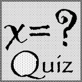 Find X - Math Quiz Generator