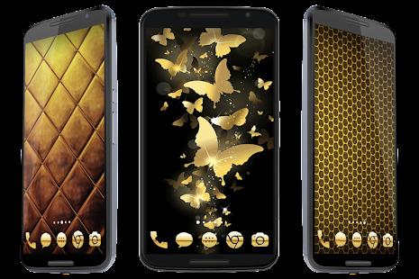 Golden Theme - náhled