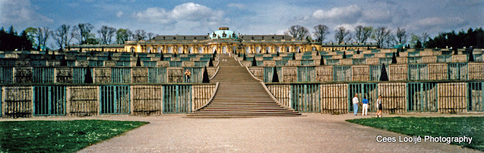 Photo: Potsdam. Paleis Sanssouci.