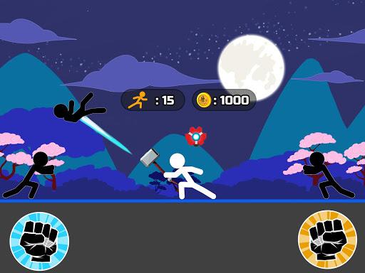 Stickman Fighter Epic Battle 2 screenshots 1