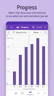 Prana Breath: Calm & Meditate Screenshot