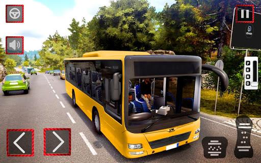 City Coach Bus Driving Simulator 3D: City Bus Game 1.0 screenshots 2