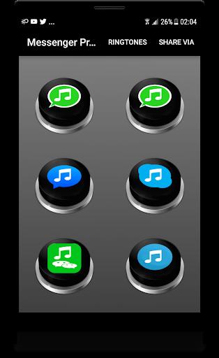 Messenger Prank Chat Sounds 1.02 screenshots 2